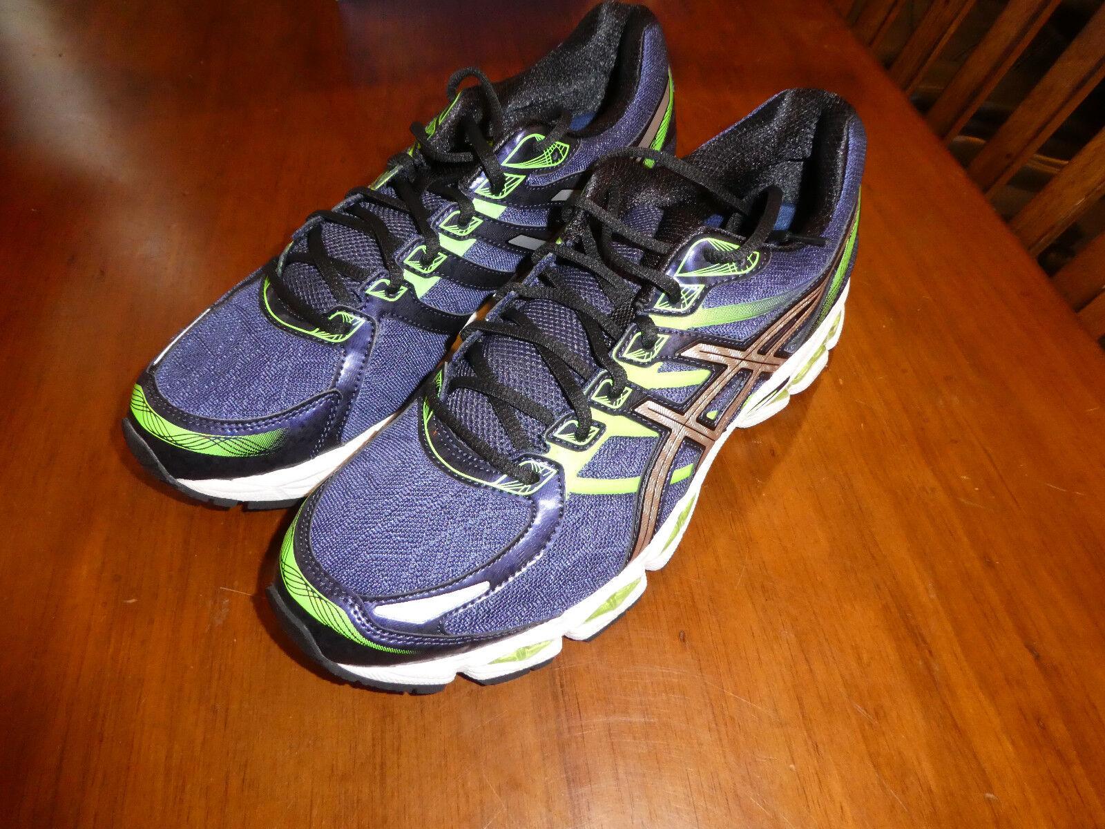 Asics Uomo Gel Evate 3 Uomo Scarpe new size 11.5 style T516N 6091 scarpe da ginnastica