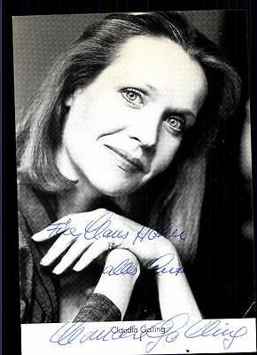 2019 Mode Claudia Golling Autogrammkarte Original Signiert ## Bc 56945 Reich An Poetischer Und Bildlicher Pracht