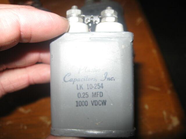 16ME1000CA 1000 Mfd 16v SUNCON CAPACITOR 10 Piece Lot