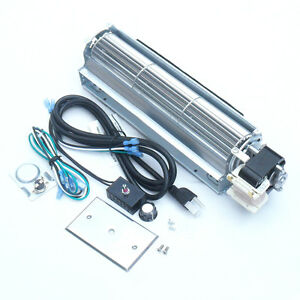 bkt ga3650t ga3650tb ga3700t ga3700ta fireplace blower fan kit for rh ebay com  desa bk3 fireplace blower