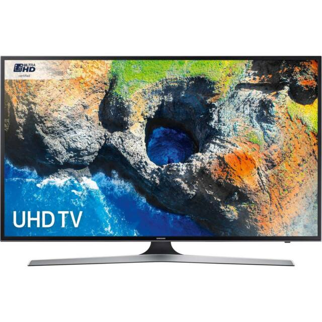 Samsung UE50MU6120 MU6000 50 Inch Smart LED TV 4K Ultra HD Certified 3 HDMI New