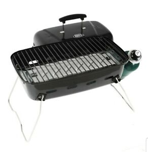 """NEW Expert Grill 17.5"""" Portable Gas Grill Black"""