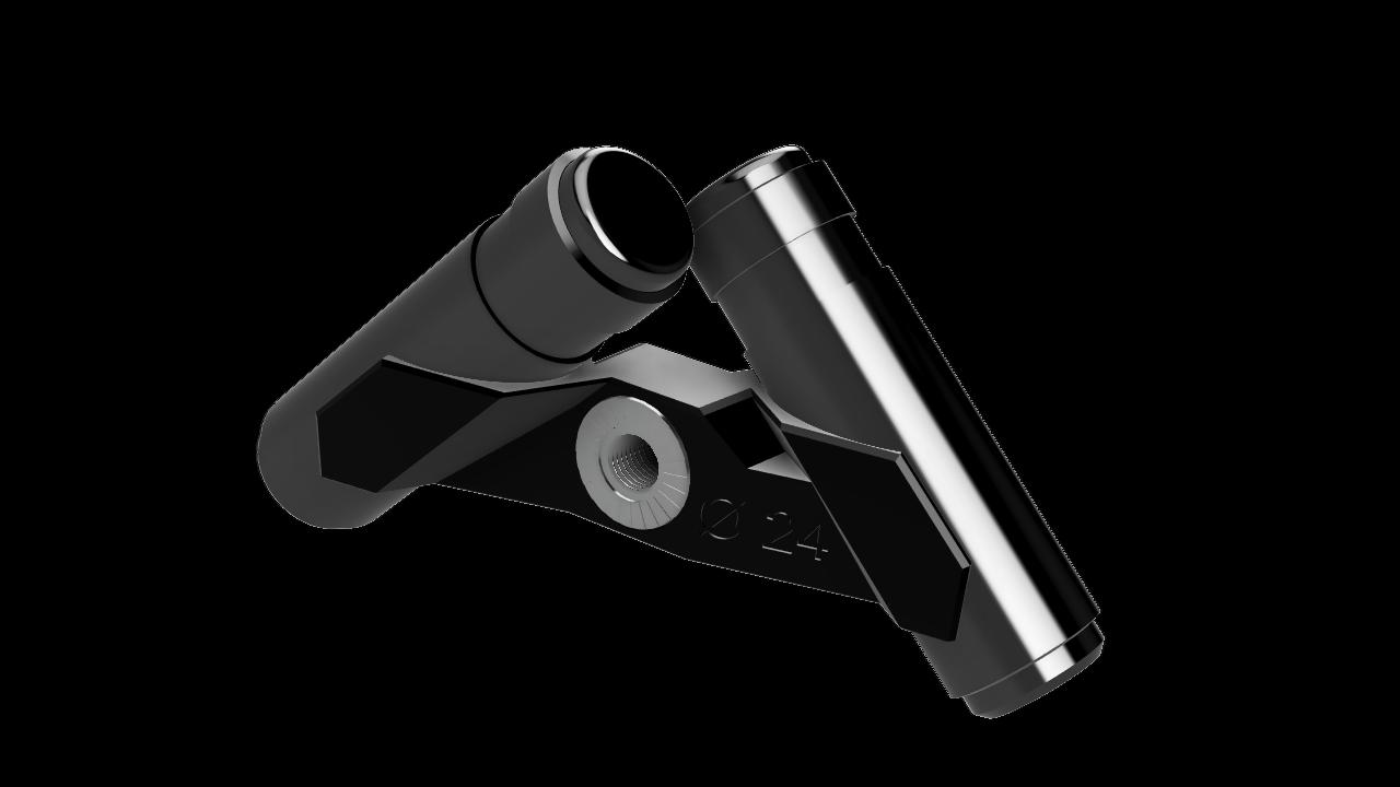 20 x Mikrofonclip-Gewindeadapter 3//8 bis 5//8 Zoll Schrauben Anzug für