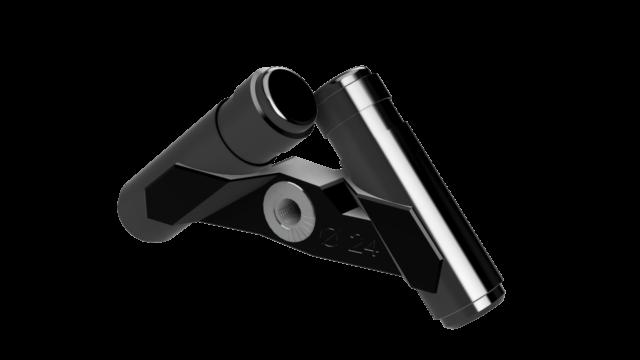 Neuware Reduziergewinde Mikroklemme elastisch  Mikrohalter 24-29 mm incl