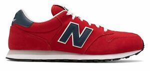 New Balance Men's 500 Classic Shoes Red