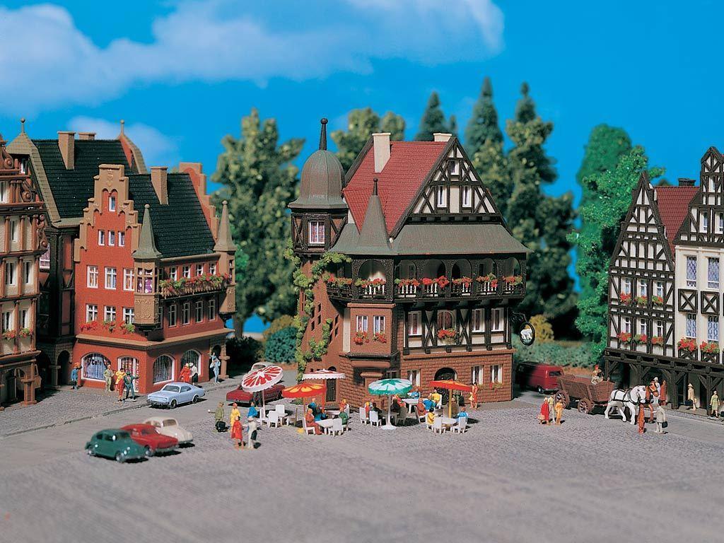 Vollmer 47772 - Gasthof Bären - Spur N - - - NEU    Sale Deutschland  5bedd2