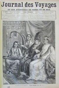 Zeitung-der-Voyages-Nr-489-von-1886-ein-Francais-in-Burma-Typen-Zoll-Zoll