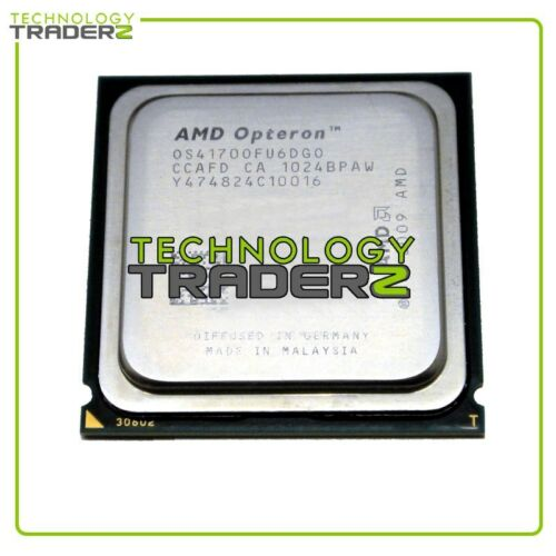 New Other * OS4170OFU6DGO AMD Opteron 4170 HE 6-Core 2.10GHz 6MB Processor