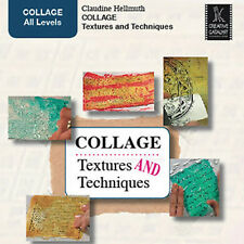 NEW DVD: COLLAGE TEXTURES AND TECHNIQUES WITH CLAUDINE HELLMUTH