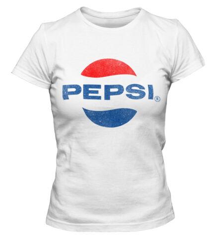 Pepsi Cola Classic Logo Women T-Shirt