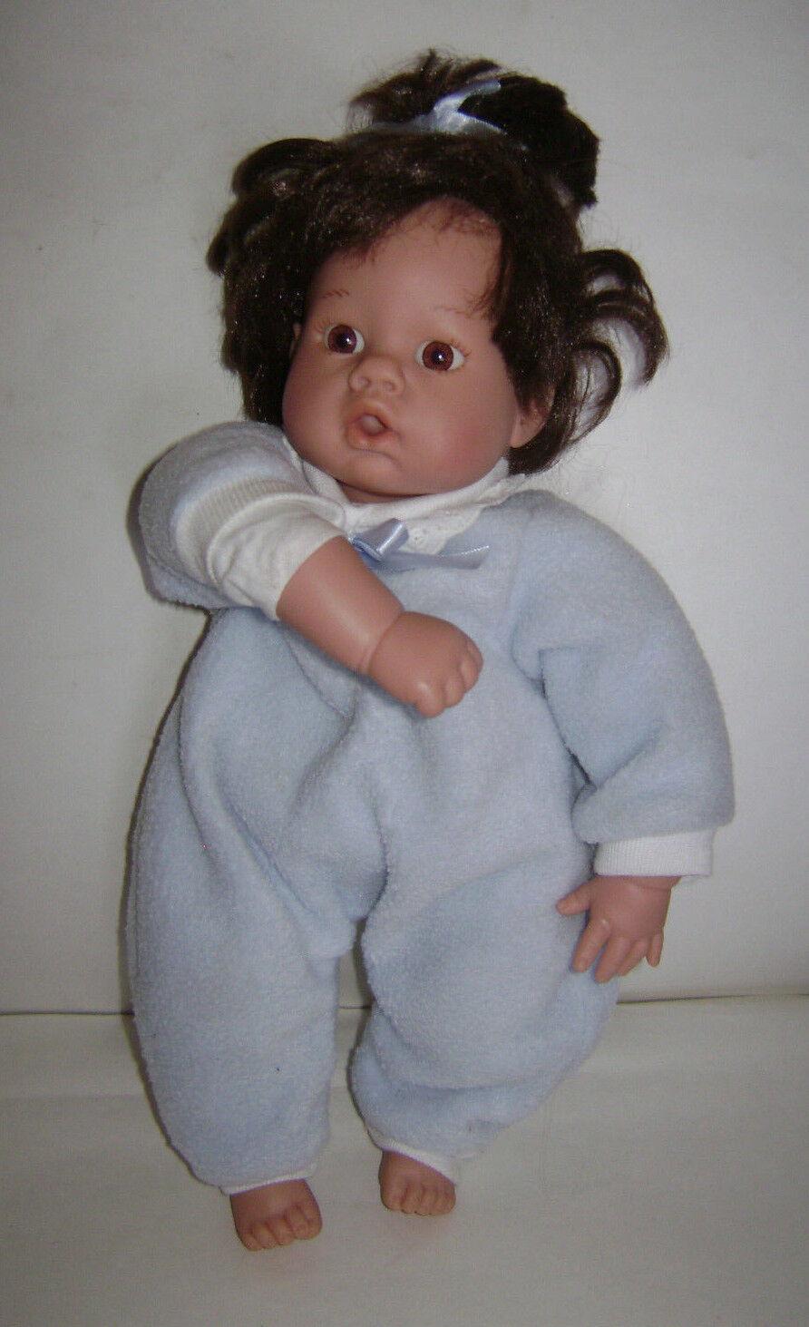 2000 Lee Middelton Reva paño de cuerpo articulado de Peluche Muñeca Bebé lechón de pulgar 020400