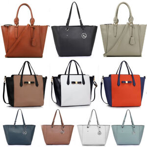 Image Is Loading Women 039 S Large Size Bow Tote Bags