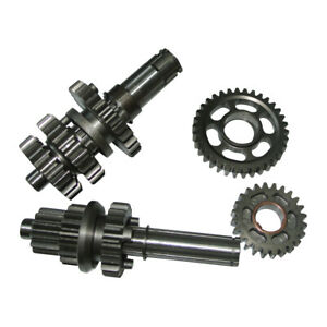 Details about Main Counter Shaft Gears Fit Lifan 125cc Engine Powered Dirt  Bikes ATV
