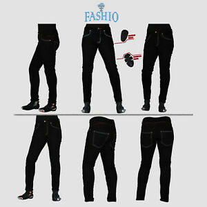 Women-s-Motorbike-Reinforce-with-Aramid-Protection-Lining-Jeans