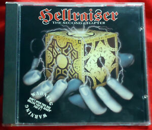 Hellraiser-The-Second-Chapter-Vol-2-39-Tracks-CD-1994-BMG-Ariola