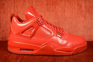 best sneakers c6565 61021 Image is loading CLEAN-Air-Jordan-4-11Lab4-2015-University-Red-