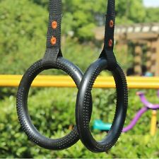 Portable Olympic Shoulder Strength Training Rings Gym Ring Gymnastics Cross fit