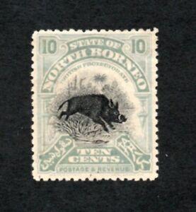 North-Borneo-SG-170-Mint-no-gum-Lot-1020183