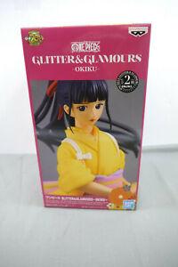 One-piece-Glitter-amp-Glamours-Statue-Nico-Robin-Okiku-9-13-16in-Banpresto-Ka-Q