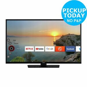 Hitachi 50HB26T72U 50 Inch Full HD 1080p Freeview Play LED Smart TV - Black