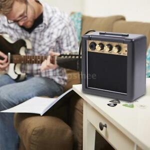 PG-3-Electric-Guitar-Practice-Amp-Amplifier-Speaker-3W-Powerful-Sound-Portable-L
