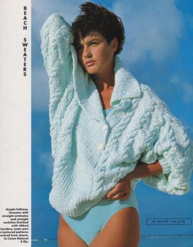 PINGOUIN#69-37 LADIES SUMMER DESIGNS-NAUTICAL-SPORTY/&EVENING INCL.BOLEROS-ENGL*