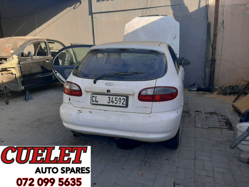 Daewoo Lanos stripping for spares