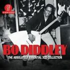 The Absolutely Essential by Bo Diddley (CD, Mar-2015, 3 Discs, Big 3)
