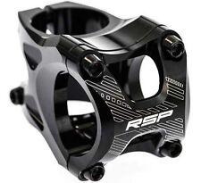 RSP Trail STELO MTB Bicicletta Corto 35mm Lunghezza x 31.8mm x 28.6mm Nero 111g