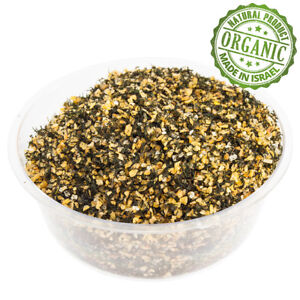 Organic-Spice-Mix-GARLIC-DILL-Ground-Blend-Kosher-Pure-Israel-Seasoning
