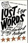 Lost for Words von Edward St. Aubyn (2015, Taschenbuch)