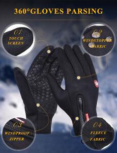 Unisex-Winter-Warm-Windproof-Waterproof-Anti-slip-Thermal-Touch-screen-Gloves-DE