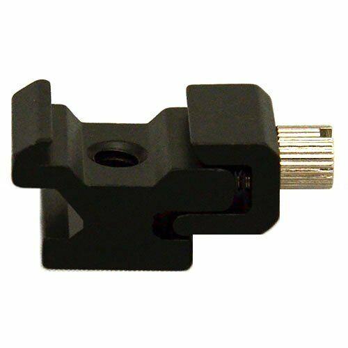"""FOT-R cont Speedlite 1//4/"""" Vite per Flash Hot Shoe Mount Adapter FREDDO regolab"""
