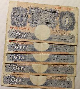 ENGLISH-una-sterlina-banconote-selezionare-la-nota-e-cassa