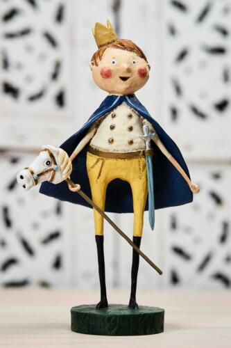 11142 Lori Mitchell Little Prince Storybook Pony Boy w Cape /& Crown