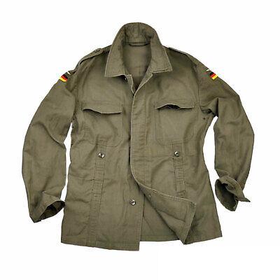 G2 Genuine Czech Army Field Work Field Jacket  Shirt Vz92 M92 surplus