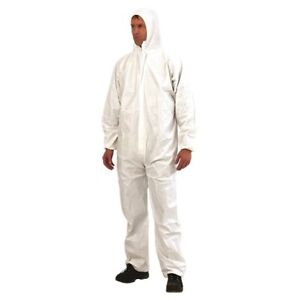 PRO CHOICE Type 5//6 Provek Microporous Coverall WhiteAUTHORISED DEALER