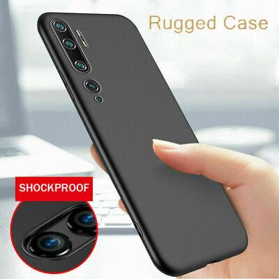 custodia in silicone cover per xiaomi Mi Note 10Pro tpu trasparente antishock