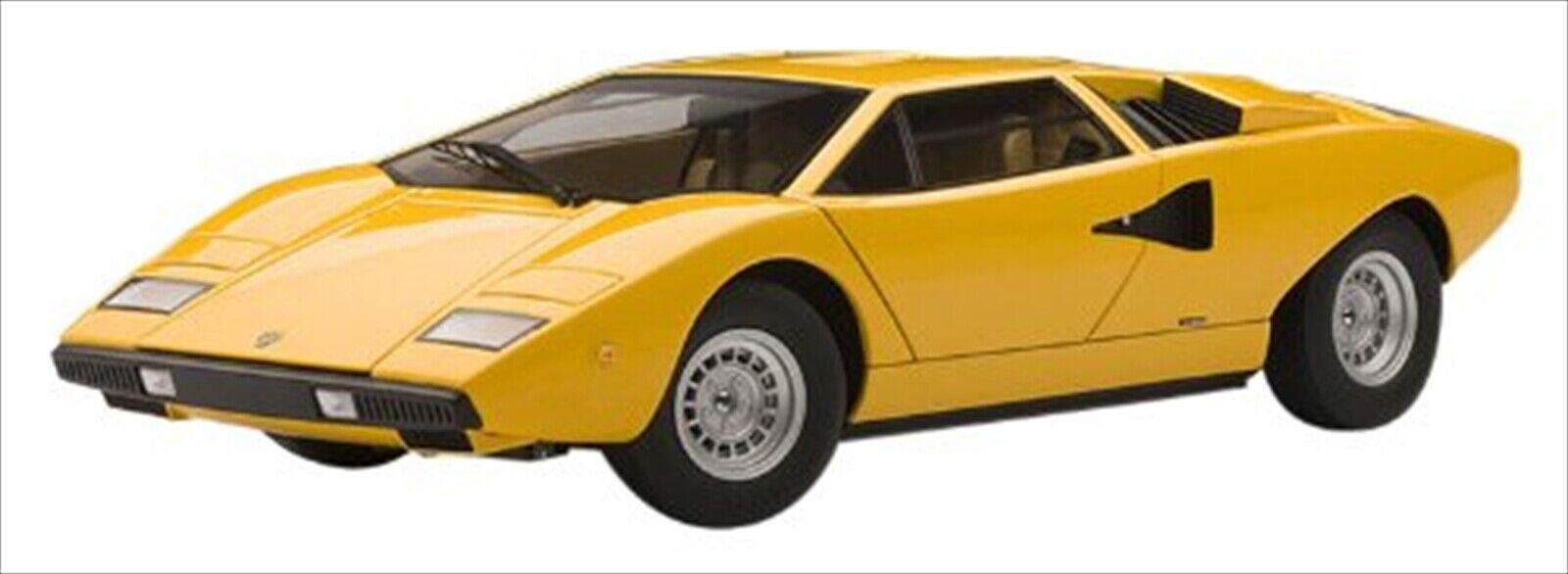 mejor moda Nuevo Autoart 1 18 Lamborghini counterk LP400 (Amarillo) 74646 74646 74646 F S W   De rastreo Japón  los clientes primero