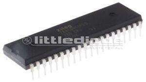 Zilog-Z84C0008PEG-8bit-Z8-Microcontroller-8MHz-ROMLess-40-Pin-PDIP