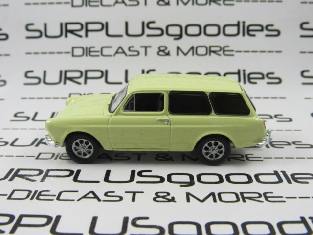 Greenlight 1:64 LOOSE Collectible Yellow 1966 VOLKSWAGEN VW Type 3 Squareback