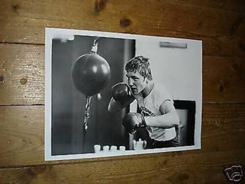 Dave Boy Green Great New Boxing Poster