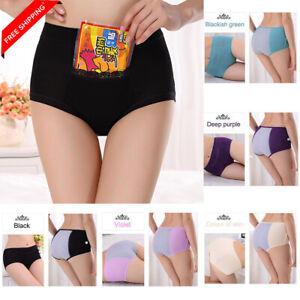 Women Briefs Panties Menstrual Period Physiological Leakproof Underwear Panties