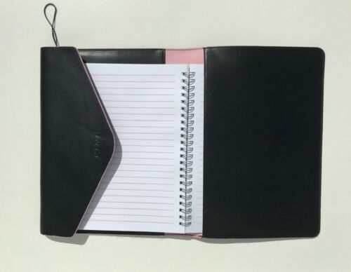 Thomas Notebook Holder Pink New Leather aqnwCEaZr