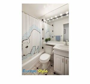 Image Is Loading NEW IKEA TYDINGEN SHOWER CURTAIN CUTIE BISON BUFFALO
