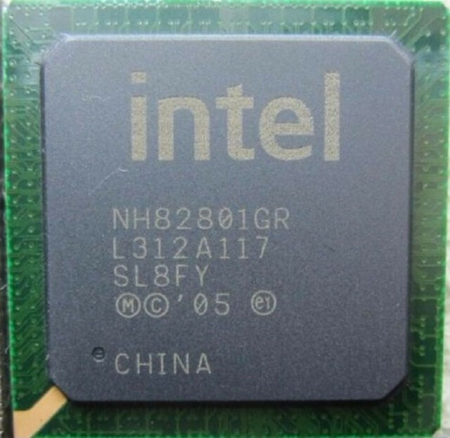 Brand New Intel NH82801HO SL9MM South Bridge BGA Chipset Laptop Repair DC:2009+
