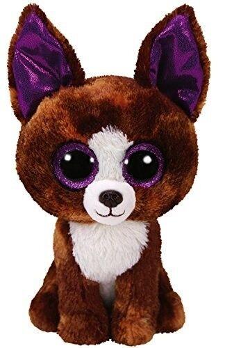 Ty Beanie Babies Boos 36878 Dexter The Brown Chihuahua Boo for sale ... bf6e289d66dd