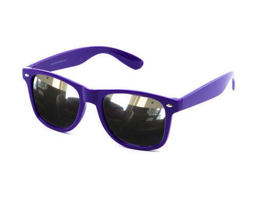 Purple Fashion Festival Wedding Sunglasses Mirror Mirrored Mens Womens New