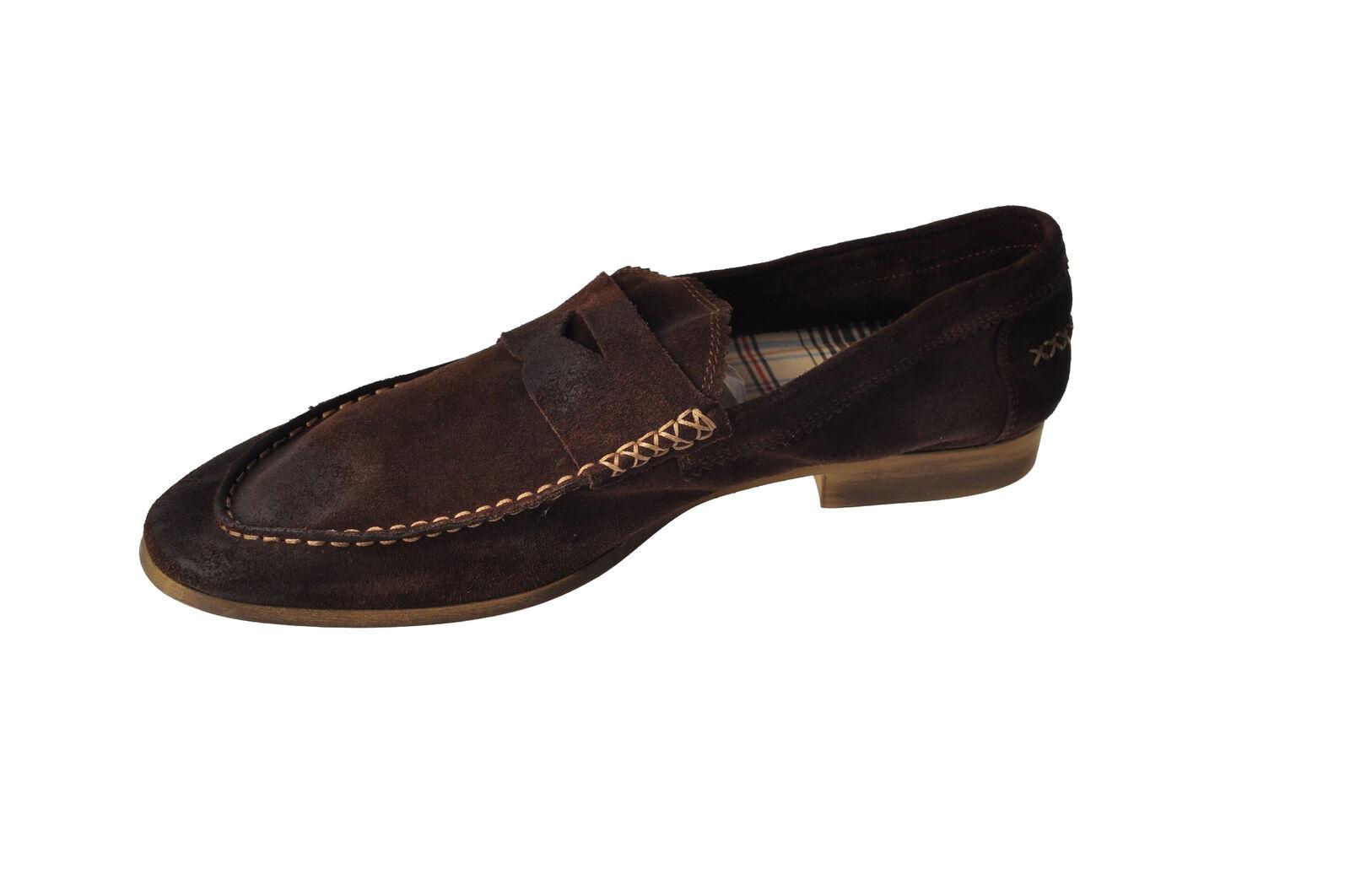 Check  - - -  Moccasins - Male - marrone - 3290918A185110 a7a011