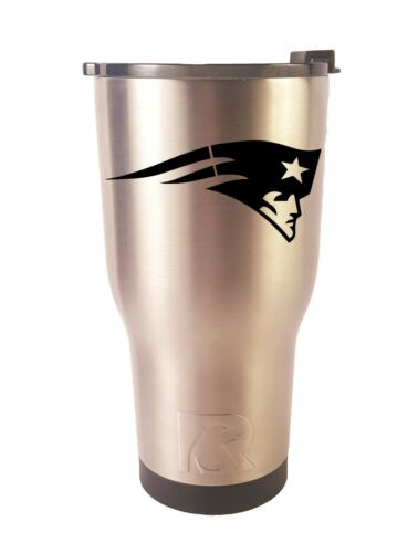 New England Patriots RTIC Laser Engraved 20 or 30 oz